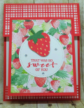 Berry Blessings Card